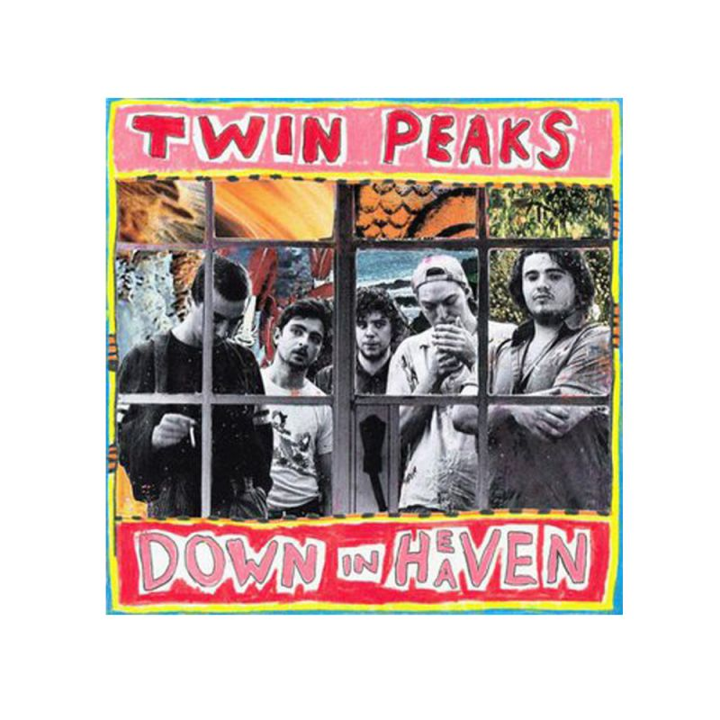 Twin Peaks Twin Peaks Official Merchandise Band T Shirts